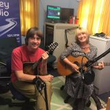 Acoustic Cafe Radio Show July 2nd 2019 Simon Mayor and Hilary James plus Ben Walker