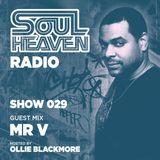Soul Heaven Radio 029: Mr. V