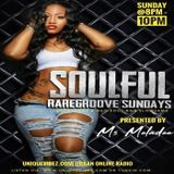 MS MELADEE SOULFUL RAREGROOVE SUNDAYS 14TH APRIL 2019
