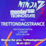 Ninjaz LIVE @ Monday Bar Trettondagstrance (Classic Hardstyle set) 2017-01-05 (Göta Källare)