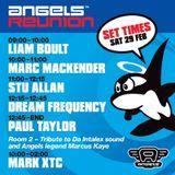 Paul Taylor - Angels Reunion Burnley Feb 2020