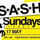 Dave Stuart recorded at SASH 17th May 2015