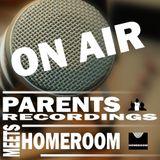 Parents Recordings meets HOMEROOM on air @ Radio Meteora