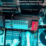 Welcome to the Weekend Ft Rick Dawson [recorded live @ chew.tv]