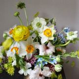 Make the perfect flower arrangement with Nikki Piierce Florist from Petal & Grace