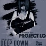 Deep Down with Project Lo LIVE at Veni Vidi Vici
