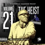 Dj Bankrobber the heist volume 21 urban edition