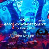 Goabba (JF Project) / Fire Line HH - Alica in Wonderland 26.10.2018