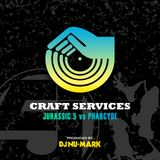 DJ Nu-Mark - Craft Services: Jurassic 5 vs. The Pharcyde