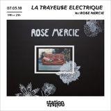 ROSE MERCIE : ITW ET POUSS' DISC DE CHOIX