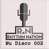 Rhythm Nation presents Nu Disco 002 - DJ-K