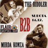 The Riddler & Mirda Konza B2B