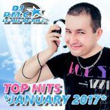 LE MIX DE PMC *TOP HITS JANUARY 2017*