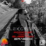 LEX GREEN PODCAST presents GUESTMIX #1 BRASCO (NL)