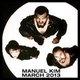Manuel Kim DJ Charts March 2013