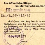 Die frühen Jahre der BRD und DDR: Stunde Null oder Re-Nazifizierung?