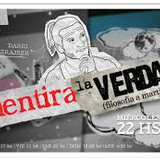 Juan Pablo Galimberti, actor de Mentira la verdad, habló con Feria Franca
