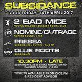 Pressa - The Subsidance Show - Sub FM - 13.02.2017
