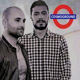 The deepshakerz @Cosmoground Radio DJK ShowCase june 2017