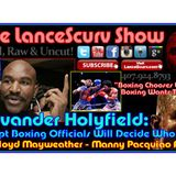 Evander Holyfield: Corrupt Boxing Officials Always Decides Who Wins!