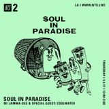 Soul In Paradise w/ Coolwater - 7th April 2017