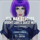 Dim Mak Studios - Bright Lights Guestmix
