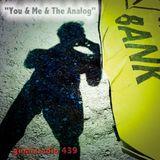 "gümixradio 439 ""You&Me&TheAnalog"""