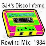 DJ GJK - Inferno 1984 Mix (Section Yearmix)