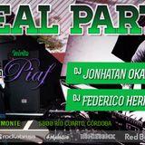 Jonathan Okanto @ Real Party  (Río Cuarto - Córdoba) 10-05-2013