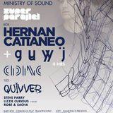 Cid Inc - Live @ Ministry Of Sound (London) - 16.08.2013