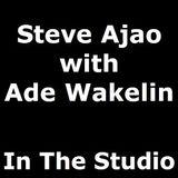In The Studio with Robin Valk: Steve Ajao & Ade Wakelin (11/12/2015)