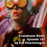 Cratebeats Radio Episode 101