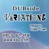 DUBside of VARIATIONS 11.05.2011