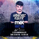 Met Night Vibe by LAZERFACE - DJ Hamonickiller -