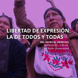 28 ENE 2015 - Libertad de expresión: la de todos y todas