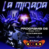 "La Mirada 06 ""Nacho Ortiz"""