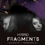 hybriid DJ set recorded at Fragments on Sept. 29, 2018