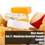 CreideF - Once Again! Wondrous Assorted Sounds - Vol.3 - 2014