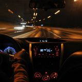 A Late-Night Drive (Pop Music with a Slick and Funky Disco Sound)