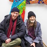 Paul Bradshaw with Penny Reel // 25-01-17