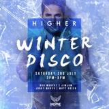 Higher Winter Disco - Matt Green Promo Mix