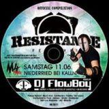 DJ FlowBoy - Resistance Openair Compilation - SWISS HARDSTYLE MIX - 2011
