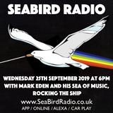 Mark Eden & His Sea Of Music, Rocking The Ship 25/09/19