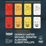 The Official Tribute to Frankie Knuckles live @ Boiler Room (Chicago) 31 /03 /2015