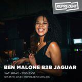Ben Malone B2B W/Jaguar | 3rd November 2018