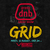 Arena dnb radio show - vibe fm - mixed by GRID - August 12th 2014