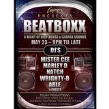 BEATBOXX MAY 2015 - DJ NATCH