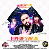 DJ DOTCOM_HIPHOP SWAGG_MIX_VOL.21 (JANUARY - 2018 - CLEAN VERSION