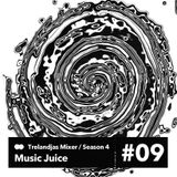 Music Juice #4.9_Paranoise Radio_7 Dec 2016