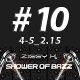 SHOWER OF BAZZ #10 (4-5 2.15)